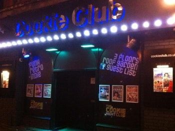 Cookie Club venue photo