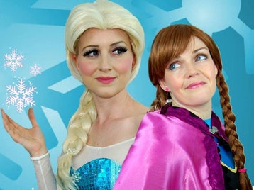 The Frozen Sisters artist photo