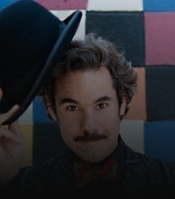 Paul F Tompkins artist photo