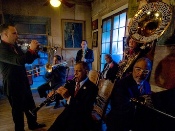 Preservation Hall Jazz Band picture