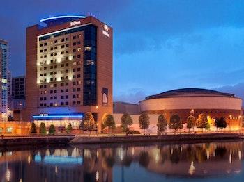 Hilton Belfast venue photo