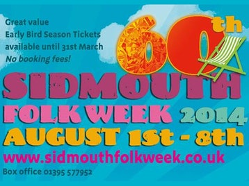 Sidmouth Folk Week picture