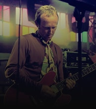 Steve Cradock artist photo