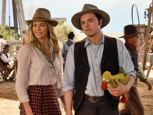 Film promo picture: A Million Ways To Die In The West