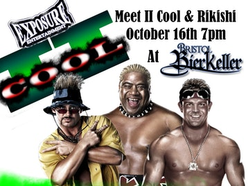 Meet Former WWE Superstars Rikishi & Too Cool picture