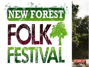 New Forest Folk Festival picture