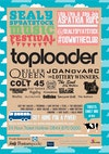 Flyer thumbnail for Sealy Spyatstock: Toploader + Killer Queen + Colt 45 + The Lottery Winners + Highly Strung + Bite The Shark + Five And Dangerous + Soul City Walkers + Heartbreak Remedy + The Misfitz & more