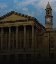 Paisley Town Hall artist photo