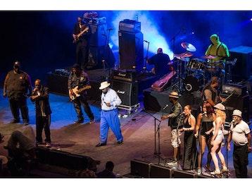 George Clinton Parliament Funkadelic Tour Uk