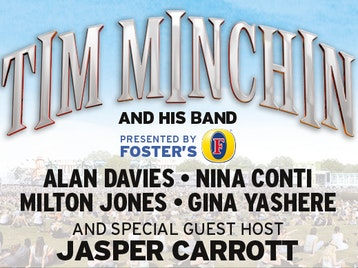 Barclaycard Presents British Summer Time Hyde Park: Tim Minchin, Milton Jones, Nina Conti, Alan Davies, Gina Yashere, Jasper Carrott picture
