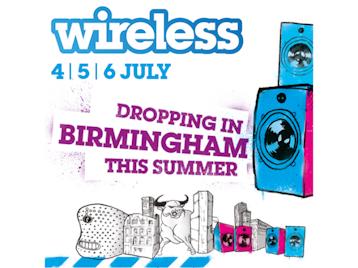 Picture for Wireless Festival 2014