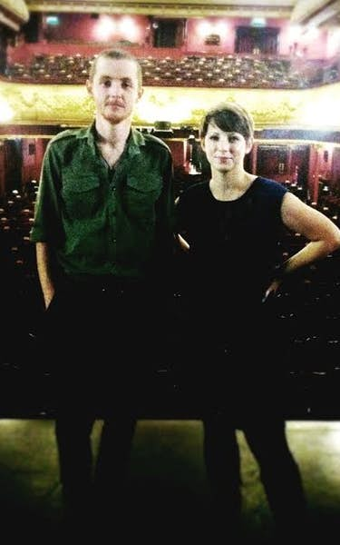 Trevor Moss And Hannah-Lou Tour Dates