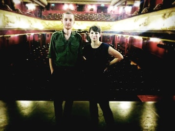 Trevor Moss And Hannah-Lou picture