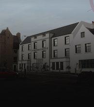Ballygally Castle Hotel artist photo