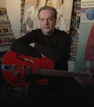 Pete Wylie artist photo