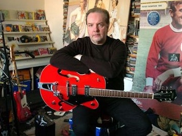 Pete Wylie & The Mighty Wah!: Pete Wylie picture