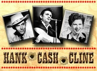 Hank Cash And Cline artist photo