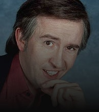Alan Partridge artist photo