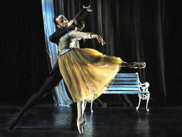 New English Ballet Theatre Tour Dates