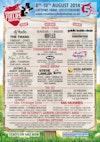 Flyer thumbnail for Strawberry Fields Festival 2014