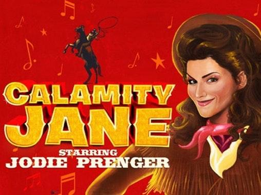 Calamity Jane Tour Dates