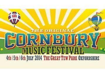 Cornbury Festival 2014 picture