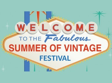 The Summer Of Vintage Festival : The Vintage Suitcase, Bexi Owen, The Modern Affair, Jayne Darling, The Volcanoes picture
