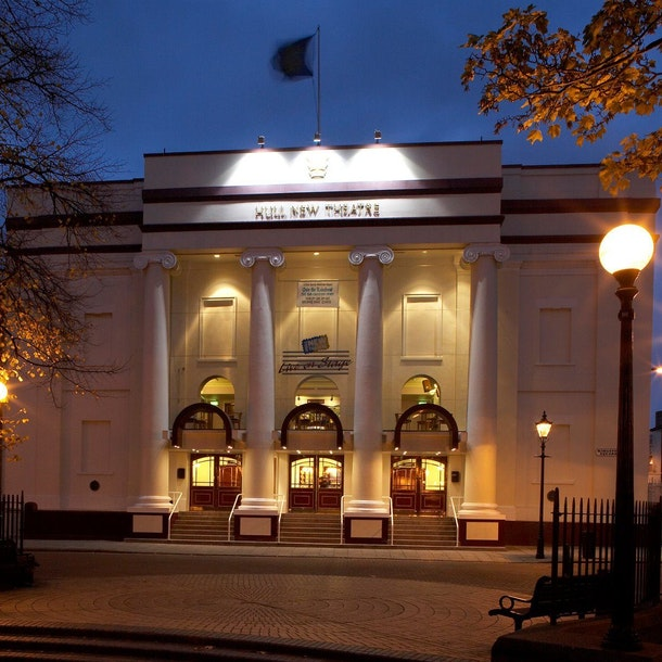 Hull New Theatre Events