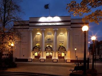 Hull New Theatre venue photo