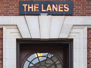 The Lanes venue photo