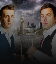 Masters Snooker artist photo