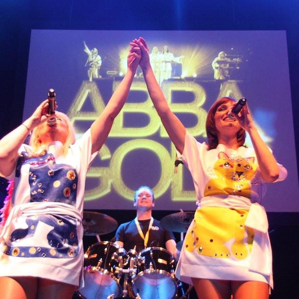 ABBA Gold Tour Dates