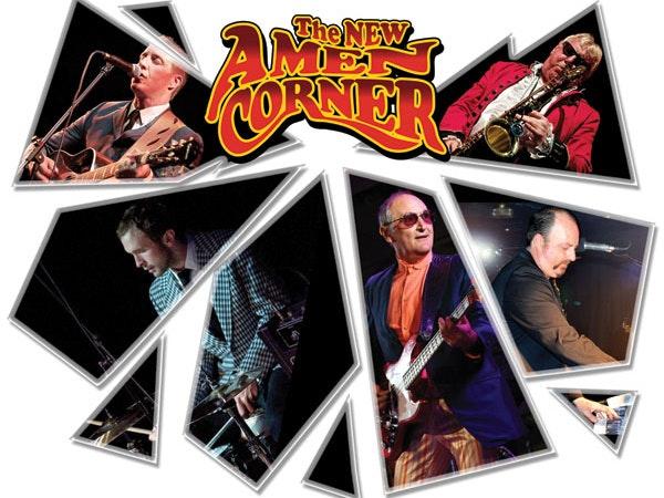 New Amen Corner Tour Dates