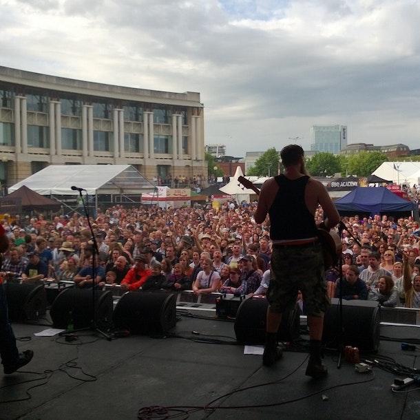 Bristol Amphitheatre & Waterfront Square Events