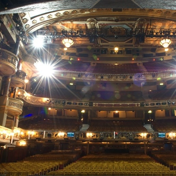 Theatre Royal Drury Lane Events