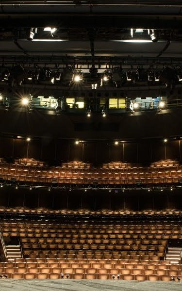 Gillian Lynne Theatre Events