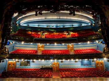 Cambridge Theatre venue photo