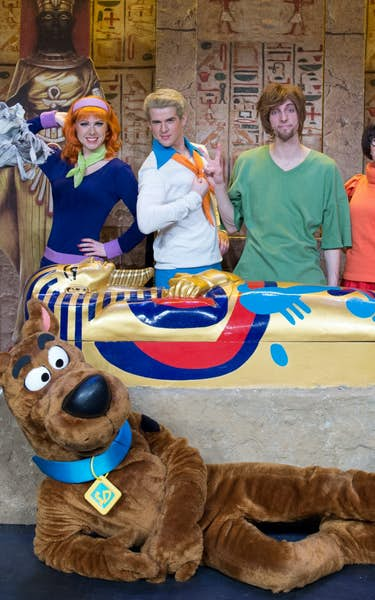 Scooby-Doo Live On Stage! Tour Dates
