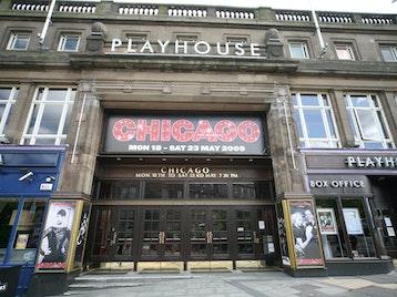Edinburgh Playhouse Theatre venue photo
