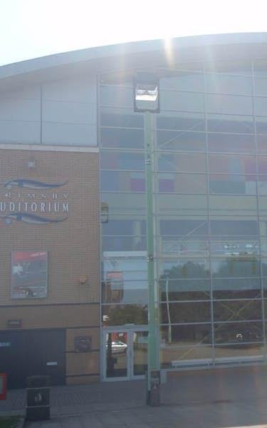 Grimsby Auditorium Events