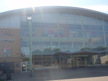 Grimsby Auditorium venue photo