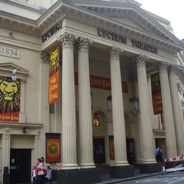 Lyceum Theatre Events