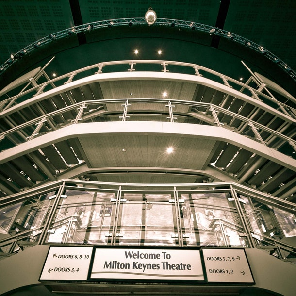 Milton Keynes Theatre Events