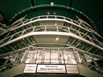 MK Theatre venue photo