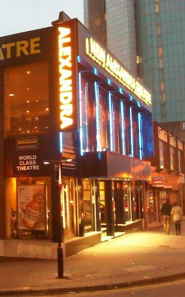The Alexandra Theatre Events