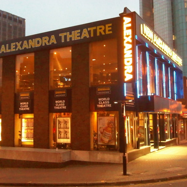 The Alexandra Theatre Events