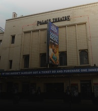 Palace Theatre artist photo