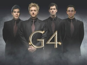 One Night Only: G4, Jonathan Ansell, Mike Christie, Ben Thapa, Funky Voices picture