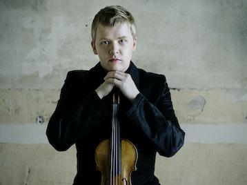 Pekka Kuusisto artist photo