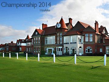 British Open Championship 2014 picture